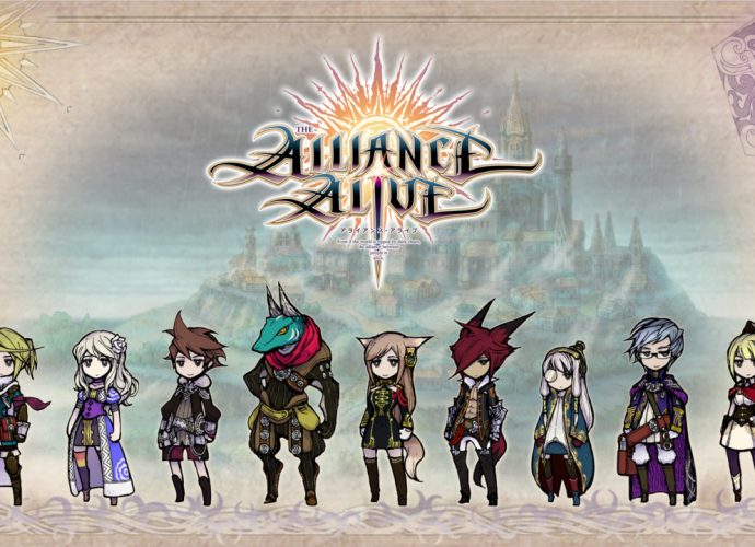 The Alliance Alive per Nintendo 3DS