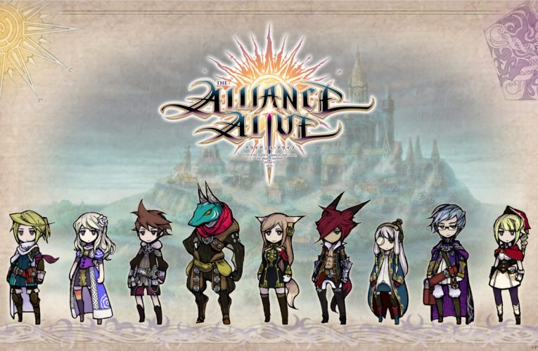 Domani arriva la demo di The Alliance Alive