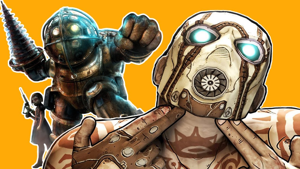 Nuovo Borderlands o Bioshock: che ci nasconde Take-Two?