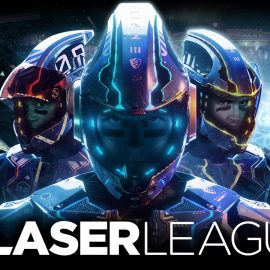 Laser League: Disponibile il nuovo titolo sportivo multiplayer