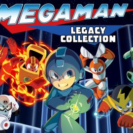 Mega Man Legacy Collection: Il primo gameplay su Switch