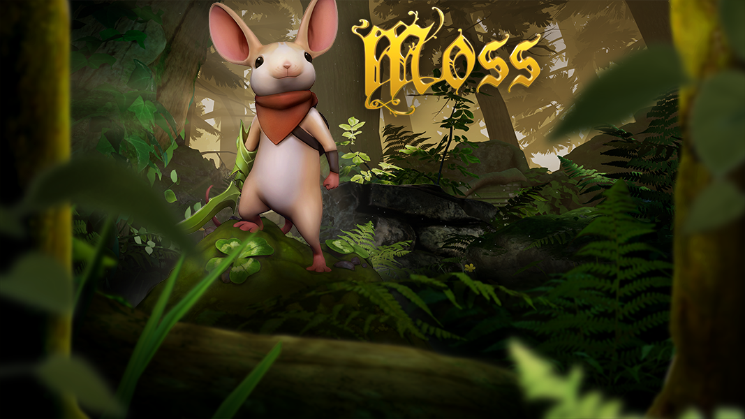 Moss: Gameplay dell'esclusiva per PS VR