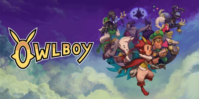 Owlboy - Physical Edition