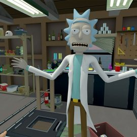 Rick and Morty: Virtual Rick-ality in uscita per PS VR