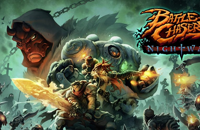 Battle Chasers Nightwar: Nuovo trailer per il lancio su Switch