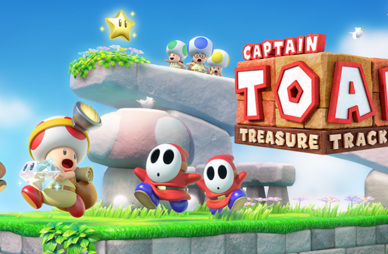 Captain Toad Treasure Tracker: Il gameplay trailer