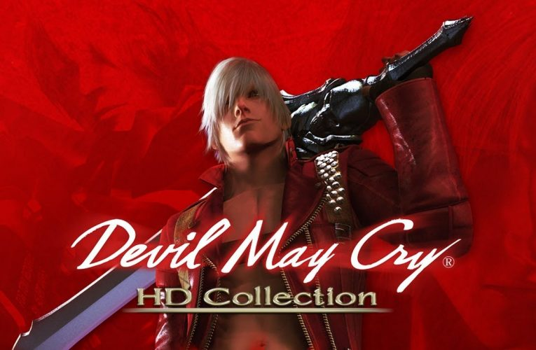 Devil May Cry HD Collection disponibile su PC e console