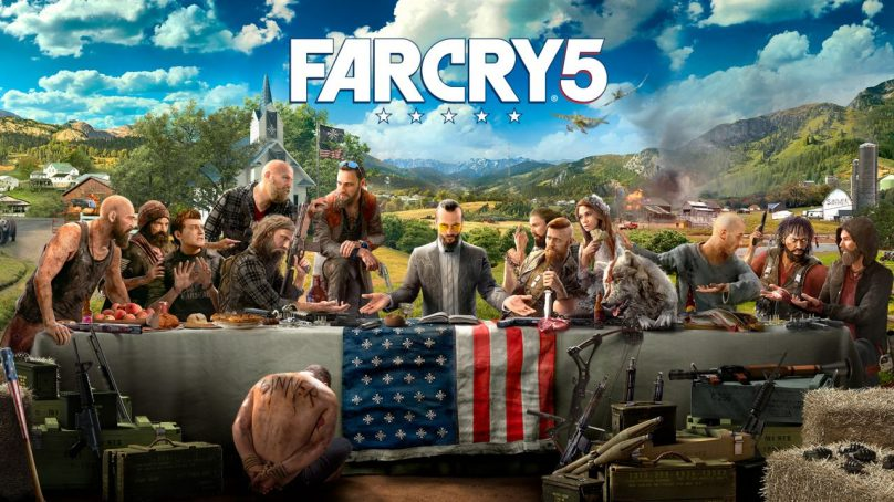 Far Cry 5: L'ultimo update introduce la Photo Mode