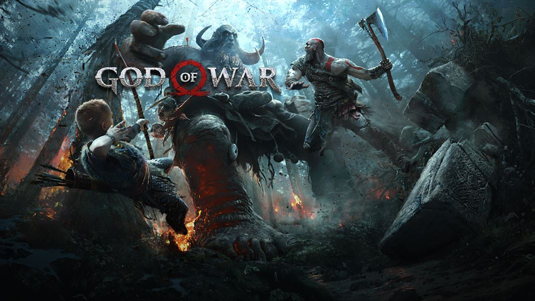 god of war,sony santa monica,ps4,anniversario 9