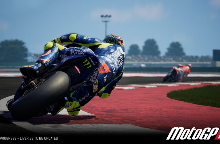 MotoGP 18 introduce la Sim Racing Telemetry