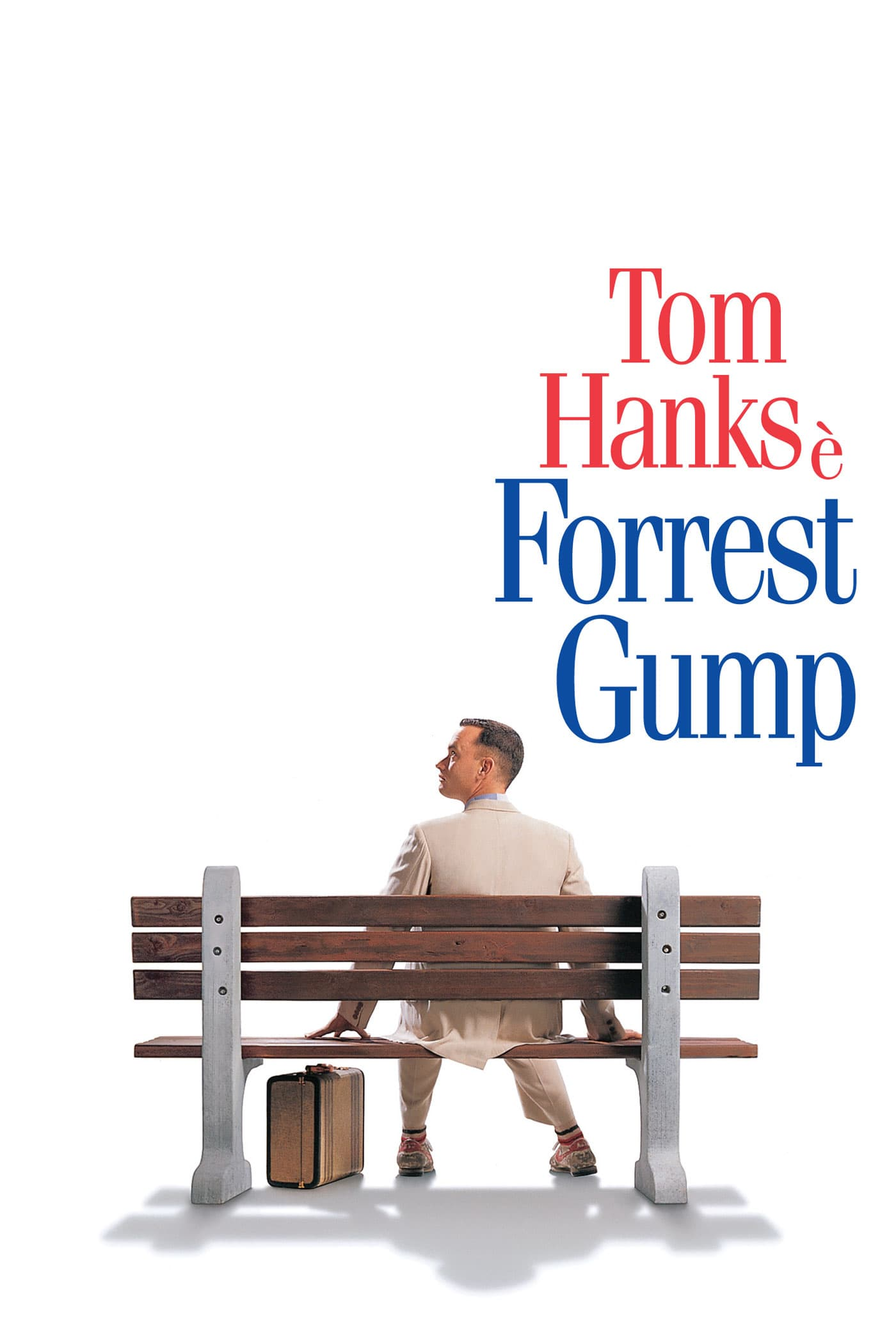 "Poster for the movie ""Forrest Gump"""
