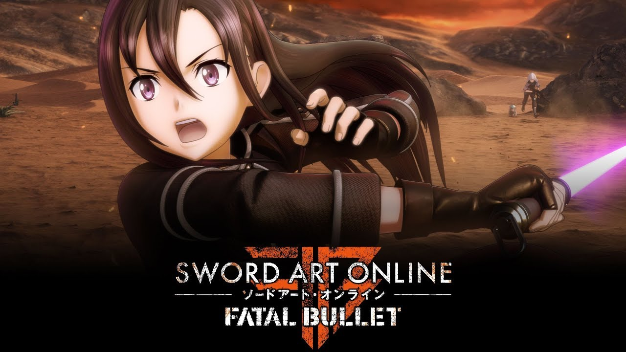 Sword Art Online Fatal Bullet: Disponibile il secondo DLC
