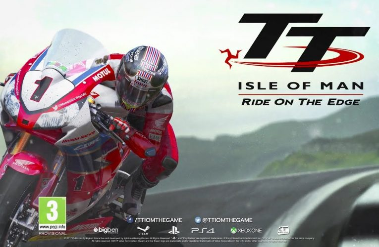 TT Isle of Man: Disponibile ora su Switch
