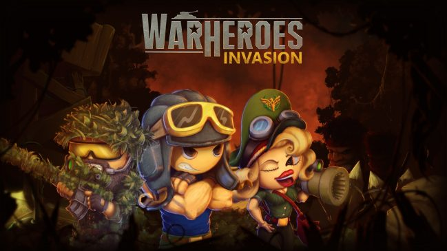 War Heroes: Invasion