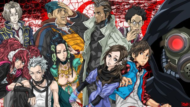 Zero Escape - Cast