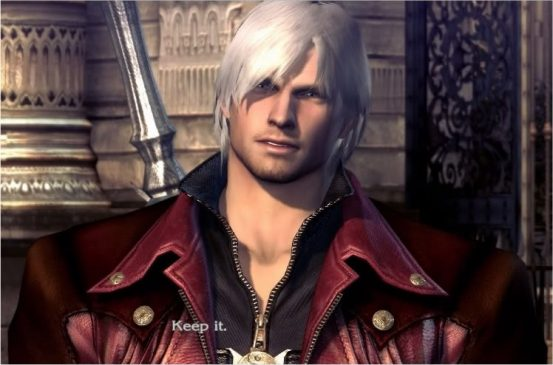 Dante Devil May Cry