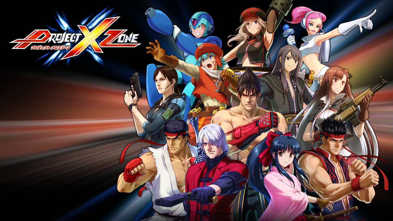 Outsiders: Project X Zone