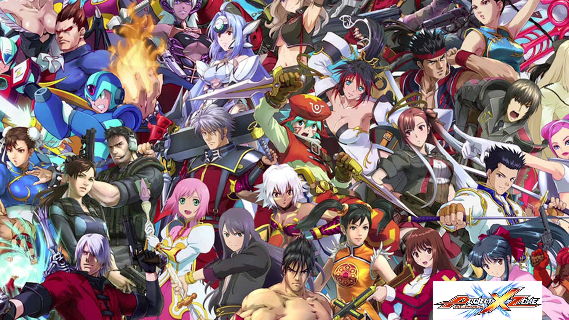 Project X Zone Ending