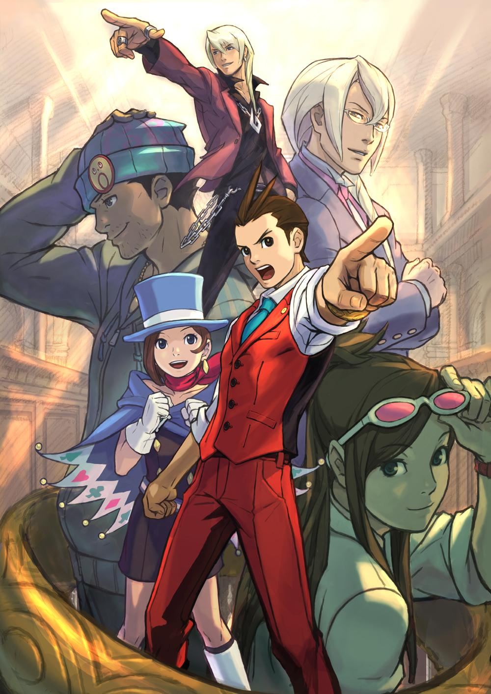 Retrogame Story: Apollo Justice – Ace Attorney