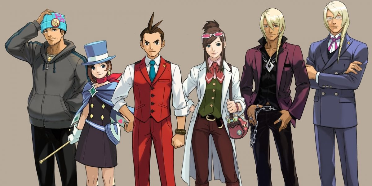 Apollo Justice Intro