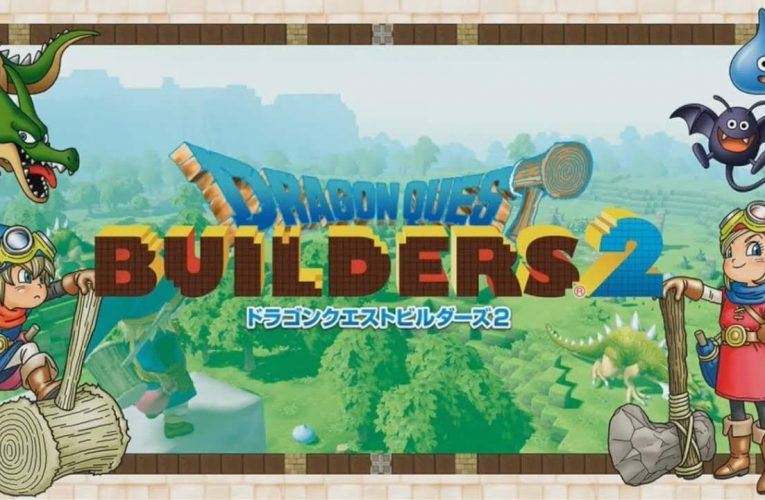 Dragon Quest Builders 2: Annunciata una demo all'E3