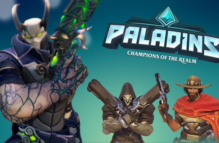 Paladins avrà il crossplay tra PC, Nintendo Switch e Xbox One