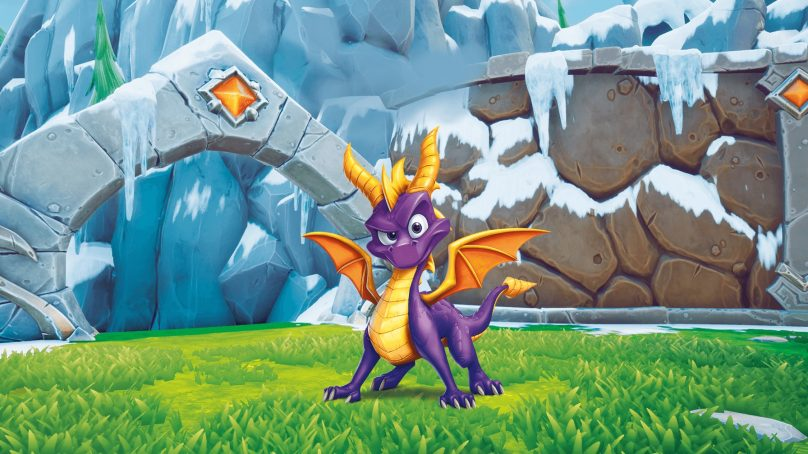 Il video gameplay di Spyro Reignited Trilogy