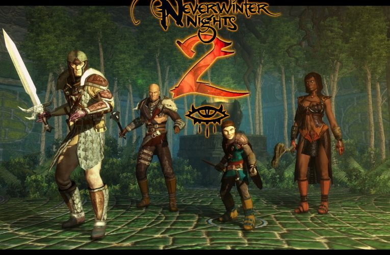 Retrogame Story: Neverwinter Nights 2