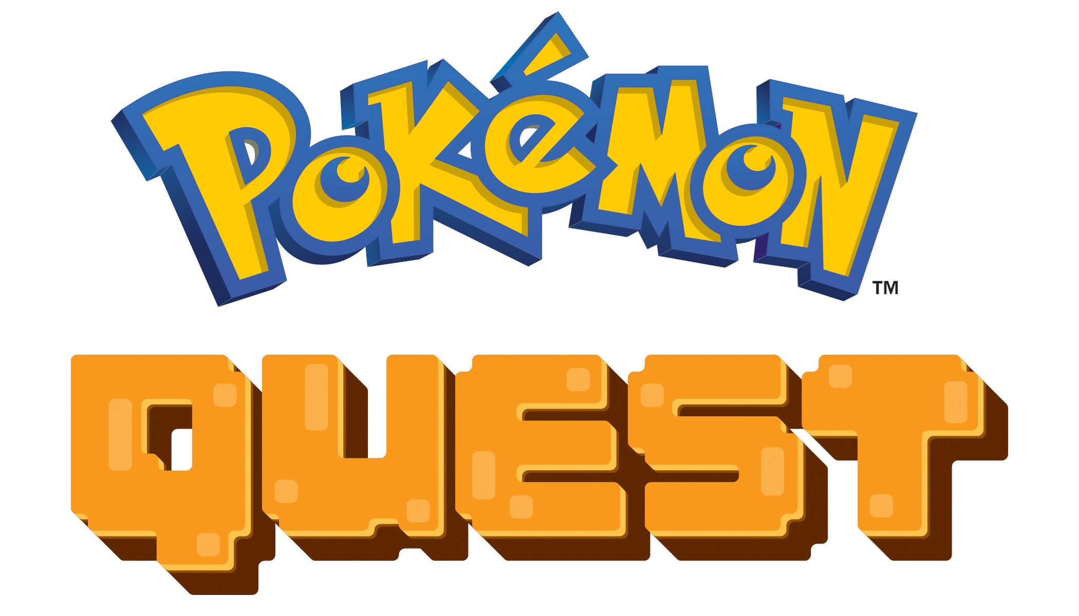 Pokemon Quest Logo