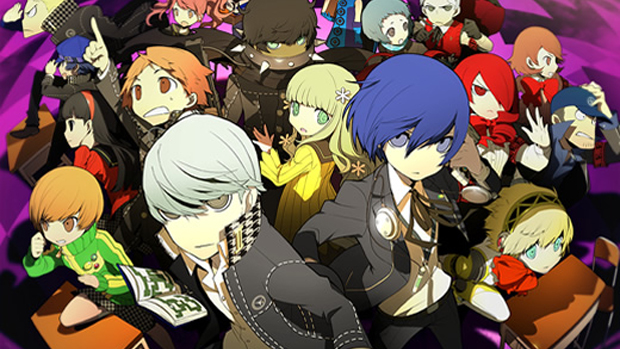Outsiders: Persona Q – Shadow Of The Labirinth