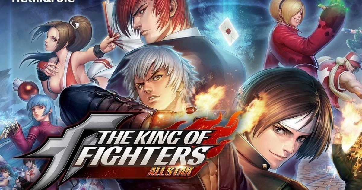 The King of Fighters All-Star 11