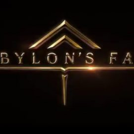 Babylon's Fall: La nuova IP di Platinum Games