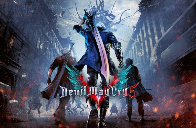Devil May Cry 5: Dante e compagni sono pronti all'azione