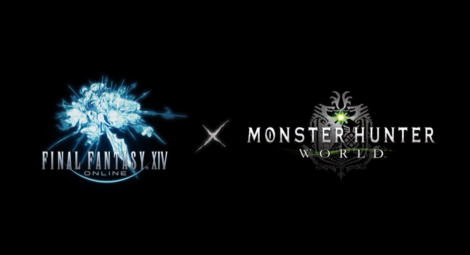 Final Fantasy XIV Online X Monster Hunter World