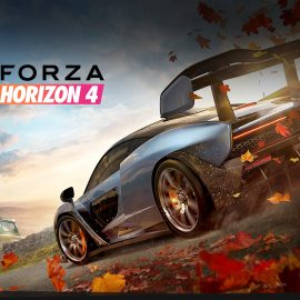 Forza Horizon 4 demo finalmente disponibile