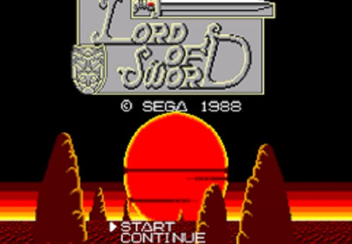 Retrogame Story: Lord Of The Sword