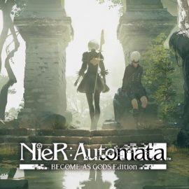 NieR: Automata primo gameplay su Xbox One