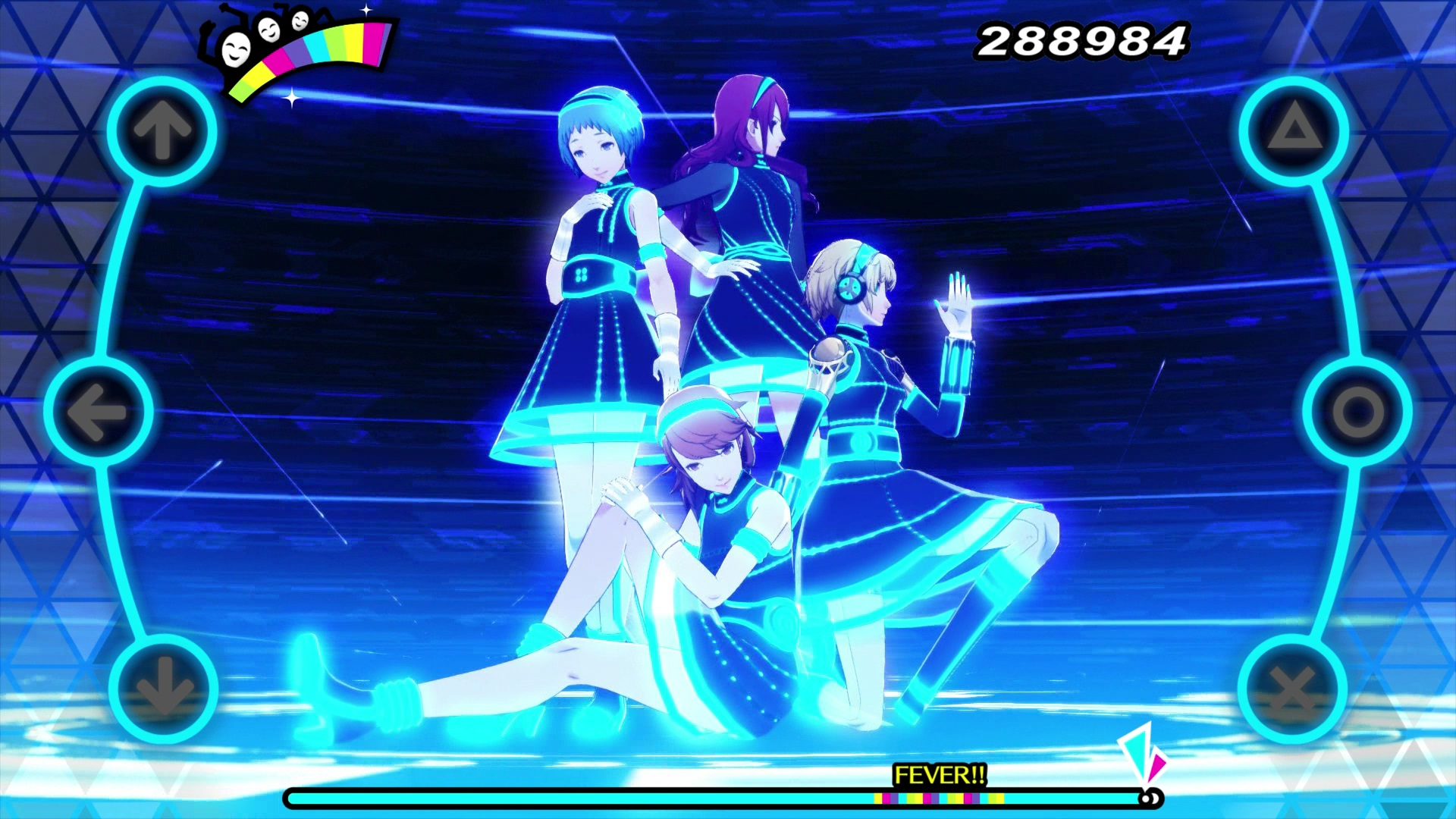 Persona 3 Dancing in the Moonight