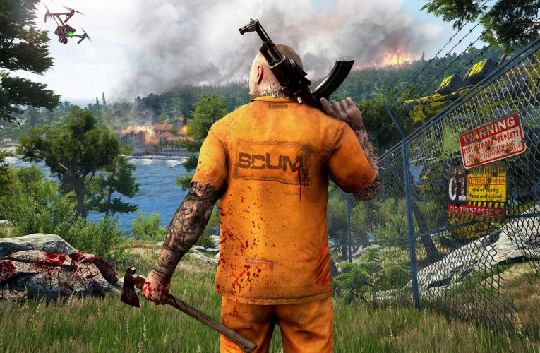 SCUM: Il nuovo survival di Devolver Digital è in Early Access