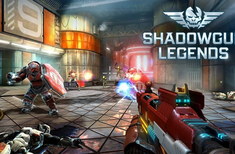 Shadowgun Legends in arrivo su Switch