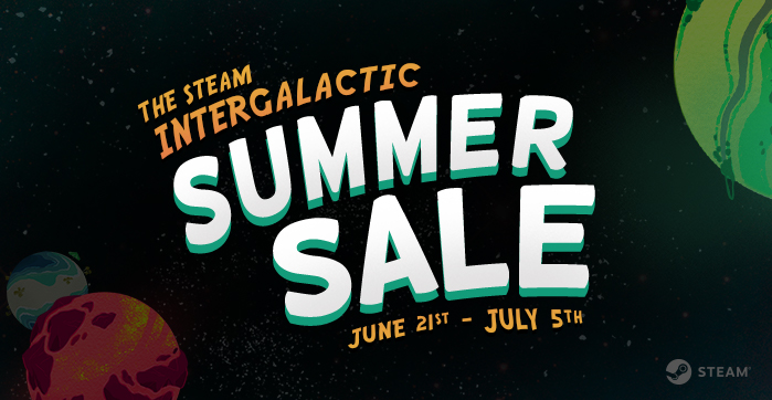 Steam Intergalactic Summer Sale