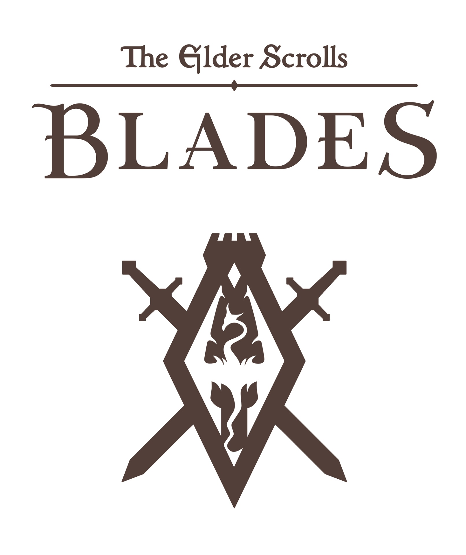 The Elder Scrolls Blades Logo