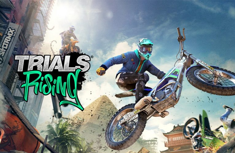 Trials Rising: Annunciate le date dell'Open Beta