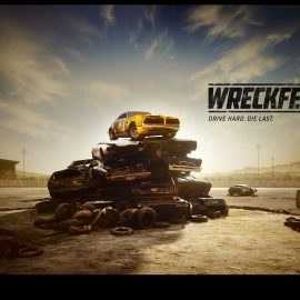Scaldate i motori, Wreckfest è disponibile
