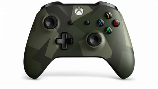 Armed Forces II, il nuovissimo controller Xbox One