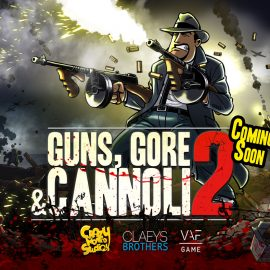 Guns, Gore & Cannoli 2 sarà disponibile su Switch