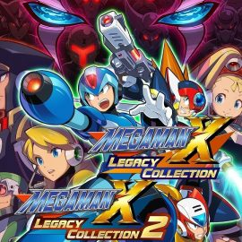 Megaman X Legacy Collection: Presentata la X Challenge