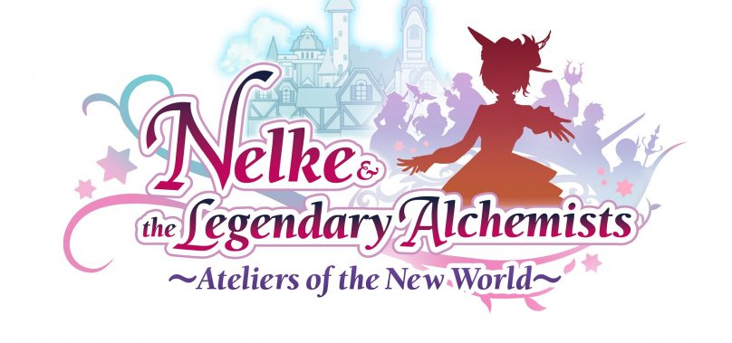 Nelke and the Legendary Alchemists confermato per l'occidente