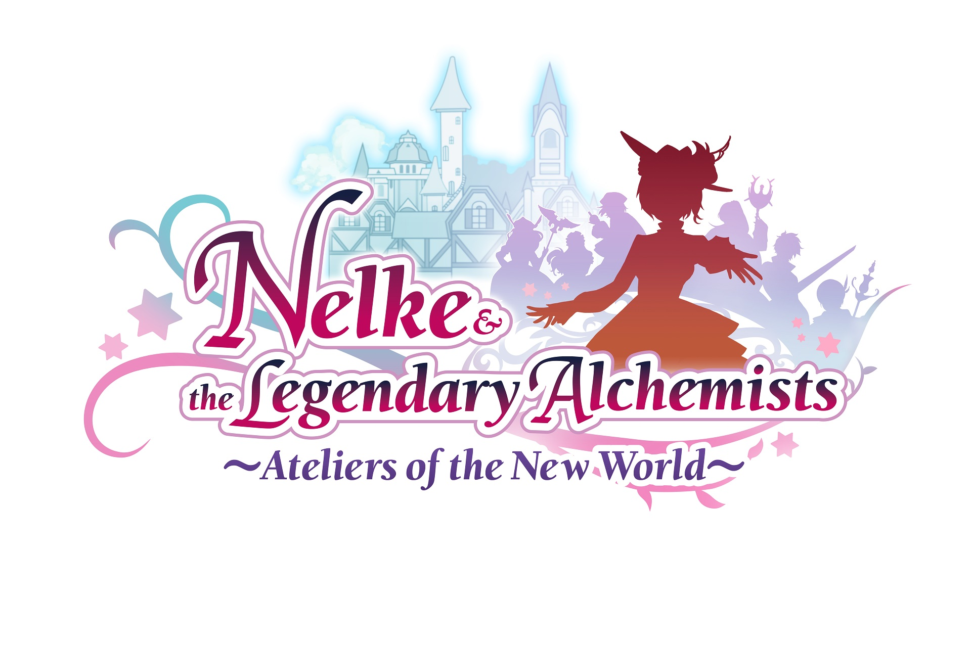 Nelke and the Legendary Alchemists Logo