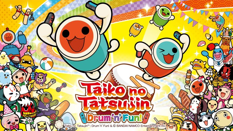 Taiko no Tatsujin: Disponibile per la prima volta in Italia